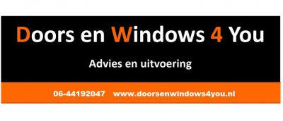 Doors en Windows 4 You